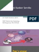 Deteksi Dini Kanker Serviks (Indonesia) - dr.Mayun Mayura SpOG.pptx