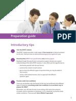 238518 Bmat Preparation Guide
