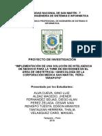MODELO DE BASE DE DATOS TRANSACCIONAL