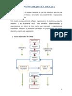 Planeación Estrategica Aplicada1