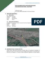Informe Geotecnia Casificacion Geomecanica