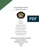 Farin Tugas Formulasi Tablet Salut Gula (C-5)