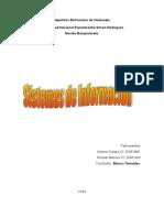 Sistema de Informacion Unidad III 2016