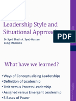 CPE680_Lecture 2 Leadership Style
