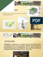 Introduccion - Definiciones - Topografia - Uni