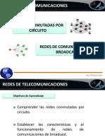 Unidad 2-3 Redes Conmutadas Por Circuito