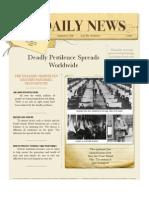 Benchmark Newspaper 1918