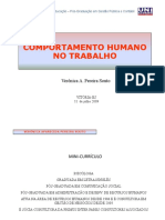Apr-comportamento Humano Unicidade 7490