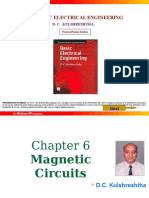 Powerpoint Slides to Chapter 06 Magnetic Circuits3