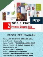 Promosi Dagang Asia Cv