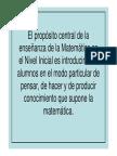 Beatriz R. de Moreno.matemática en Inicial