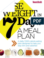 Weight Loss Meal Plan | Salad | Lunch