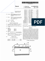 U.S. Patent 9,000,283, entitled Nitride Sustain, issued April 7, 2015.