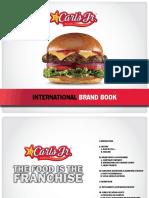 Brandbook - Carls Burger