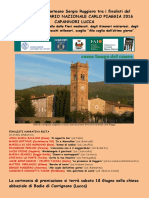 Finale Capannori Lucca