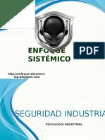 Sobre la Seguridad industrial