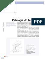 Patologia de Fachadas Apuntes Vicente Pastor