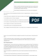 Duties and Responsibilities of Independent Director