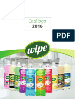 Catalogo WIPE 2016