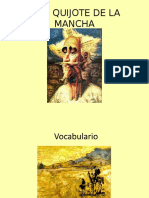 donquijote ppt w fill in notes-vocab only