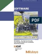 Cmm Software Brochure