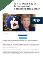12345 Agente de La CIA