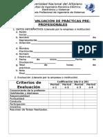 Ficha de Incripcion Examen II