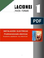 Ficha Predimensionado Electricas 2009