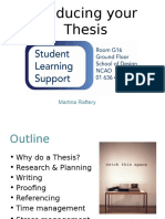 Producing your Thesis - Year 4 - 25.10.16.ppt