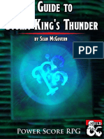 A Guide to Storm Kings Thunder (10113013)
