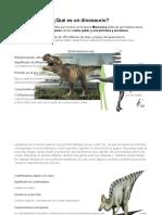 Trab Dinosaurio Mateo