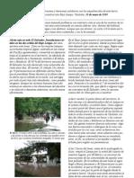 carta número 117 (31-05-2010) del Bajo Lempa/El Salvador