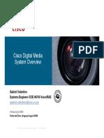 Cisco Digital Media