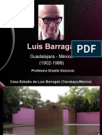 Arq.Luis Barragan