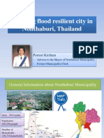 Nonthaburi Flood Planning