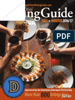Quad Cities' Dining Guide Fall/Winter 2016-17