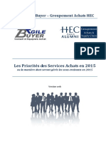 Enquete AgileBuyer-HEC Tendance 2015 150104 Web