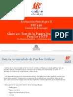 Test de La Figura Humana, La Familia y Htp