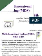 MDS Presentation Natalia Angelina