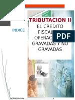 Tributacion II