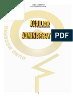 Apostila de Aula - Auxiliar Administrativo