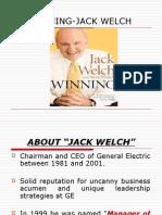 Winning Jackwelch