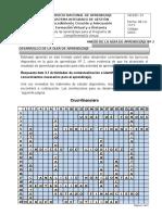 Formato Anexo Guia Aap2 - Actividad 2 - SENA - Semana 2 - Análisis Financiero