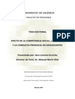 Tesis Doctoral_Sara Lorente EDU