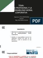 10.- Ética Profesional y Corporativa 2016-II