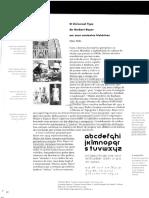ABC Bauhaus - Herbert Bayer