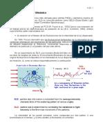 Dispersión Dinámica y Estática de Luz