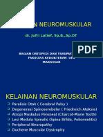 Dr. Jufri Latief (Neuromuskuler Problems)