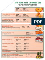 north huron 2016 fruit flyer