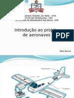 Introduçâo Ao Projeto de Aeronaves-Introdução Massa
